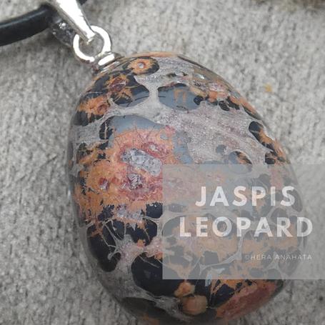 Luipaard of leopard skin jaspis edelstenen, sieraden en meer