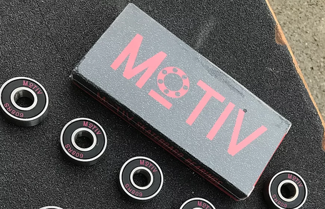 VMS Distribution Europe - MoITV Bearings - Motiv Bearings Vamos Skateshop Germany, Austria & all over Europe