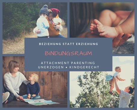 BindungsRaum der Elterntreff für schwangere und Eltern in Kempten