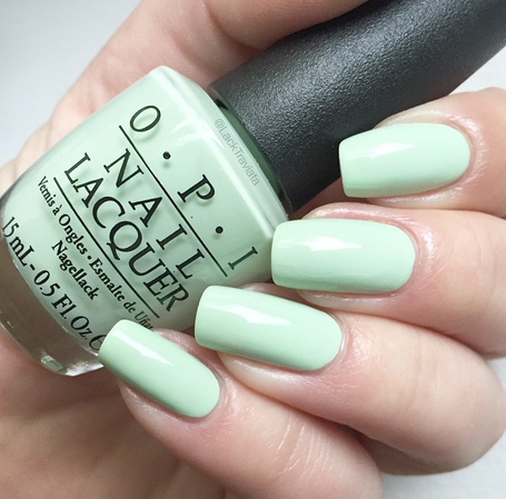 SWATCH OPI That's Hula-rious!