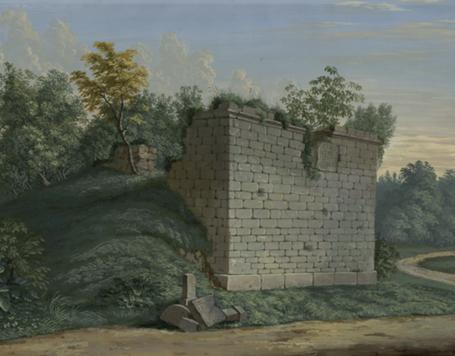 Wachtturm Vogelherdschlag Mangelsbach aus dem Katalog Nr. 5, Eulbach