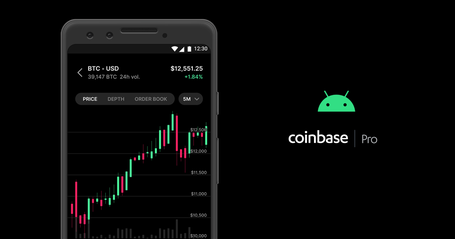 coinbase pro exchange trade