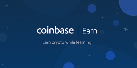 coinbase earn crypto while learning
