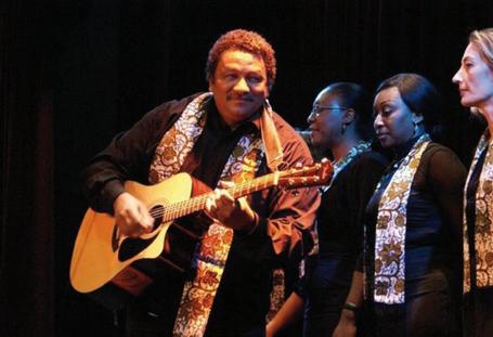 Georges Séba en concert