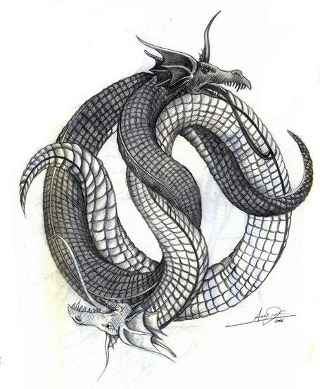 La symbolique du cercle structure nomade - Symbole de l eternite ...