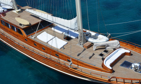 private yachts gulets blue cruises