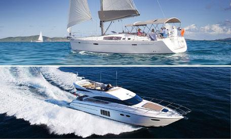 bareboat and motoryacht charter