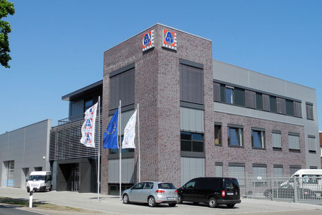 Building of the AMF-Bruns headquarters in Germany