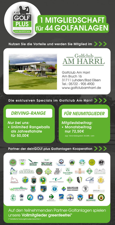 Love Golf - Golfclub Am Harrl