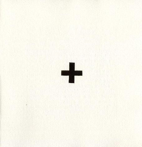 pagina stampata tipograficamente in nero