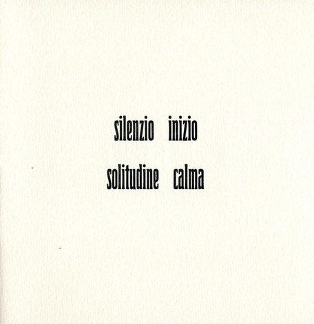 pagina di testo stampata tipograficamente
