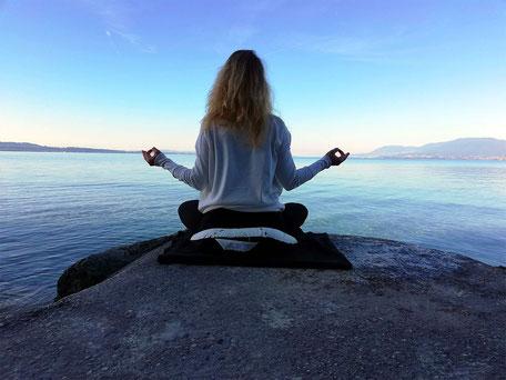 coussin de méditation
