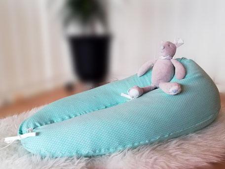coussin maternité allaitement BIO ORGANIC