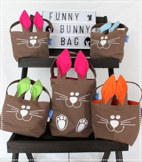 Funny Bunny-Bag