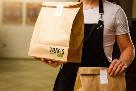 Lebensmittel und Getränke Lieferservice von Trixis Dorfmarkt