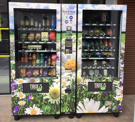 Lebensmittel Automat von Trixis Dorfmarkt