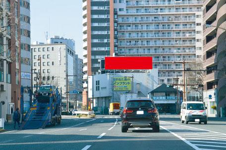 高島町変電所・遠景