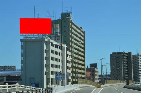 リバーサイド川崎・近景