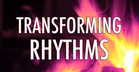Transforming Rhythms • Vortrag + Trommelworkshop • 13.06.2019 • Trommelschule Yngo Gutmann