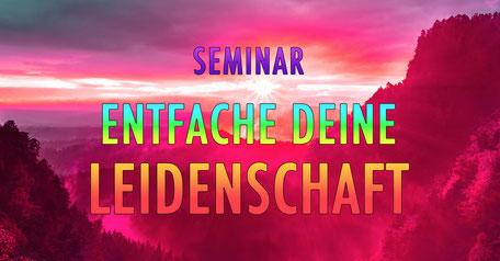 Entfache deine Leidenschaft • Seminar mit Yngo Gutmann • 29.06.2019 • Trommelschule Yngo Gutmann, Leipzig