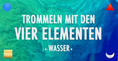 Trommeln mit den 4 Elementen 2019 • ConceptionDrums Trommelworkshop • Trommelschule Yngo Gutmann, Leipzig