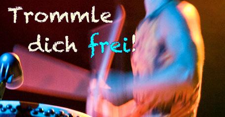 Trommle dich frei • Trommelworkshop • 07.03.2019 • Trommelschule Yngo Gutmann, Leipzig • ConceptionDrums