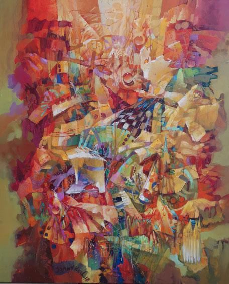 abstrakt, ignatkov, galerie dekorat