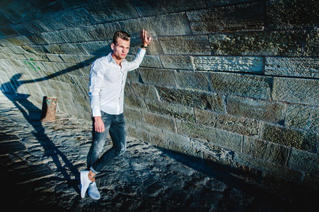 Lifestyleshooting Regensburg Male Model Style stylephotography