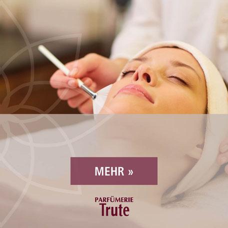 Facial Treatments bei Parfümerie Trute in Lich