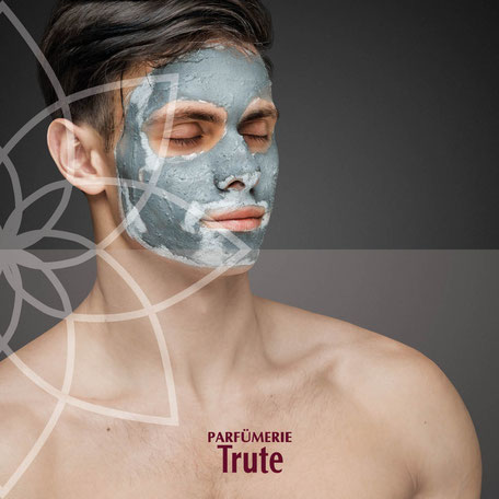 Facial Treatments Men in der Parfuemerie Trute in Lich