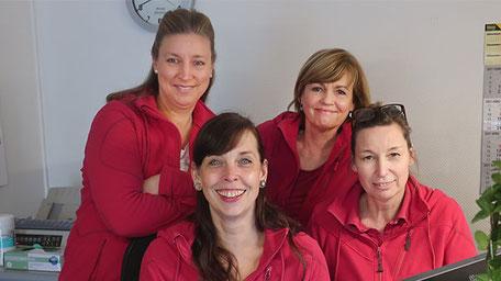 Team der Hausarztpraxis Helmin in Essen Überruhr