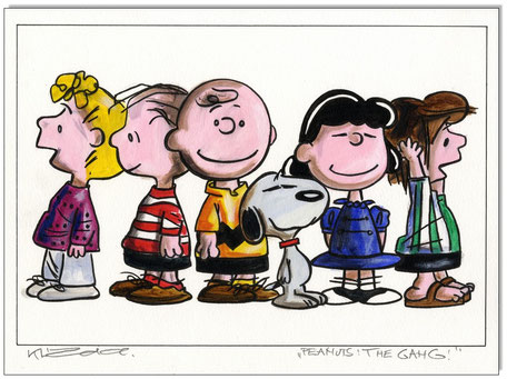 PEANUTS: The Gang