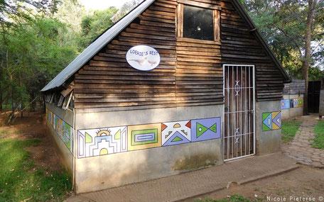 Accommodatie apen rehab Zuid-Afrika