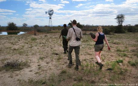 Onderzoek in Zuid-Afrika