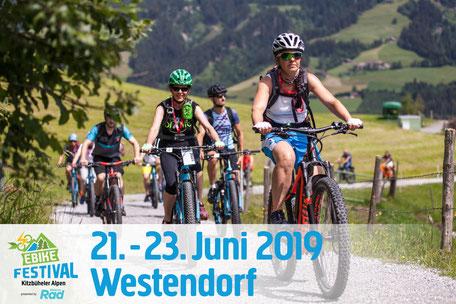 e-Bike Festival in den Kitzbüheler Alpen 2019