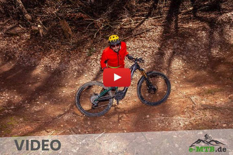 Höhenmetertest mit Specialized 2.1 Custom im Video