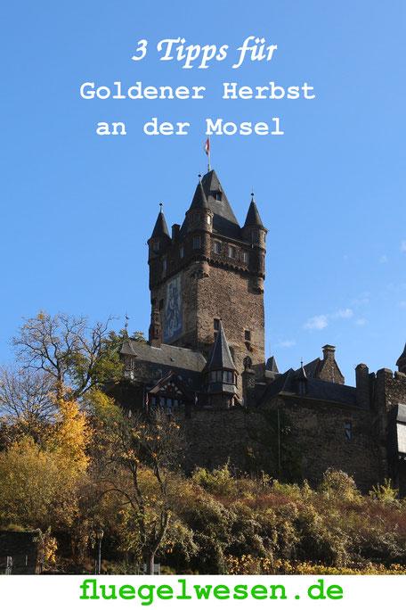Goldener Herbst an der Mosel - 3 Tipps - fluegelwesen.de