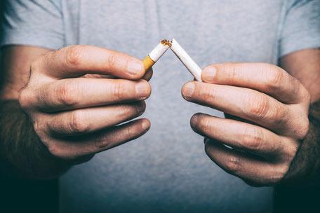 Raucherentwöhnung Rauchrei Nichtraucher
