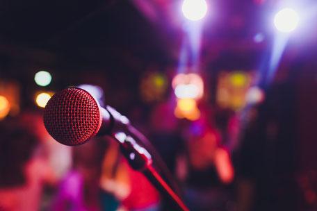 Redeblockade, Lampenfieber, Angst vor öffentlichem Reden