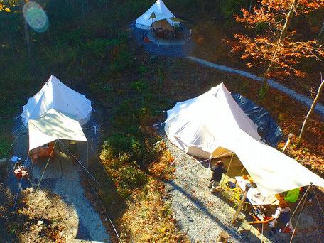 フローラキャンプサイトグランピング