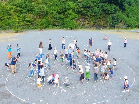 青川峡キャンピングパークキャンプ大会
