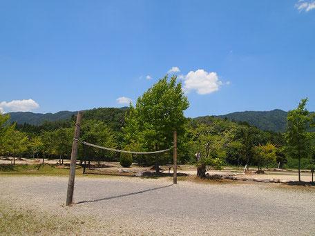 OKオートキャンプ場遊び場