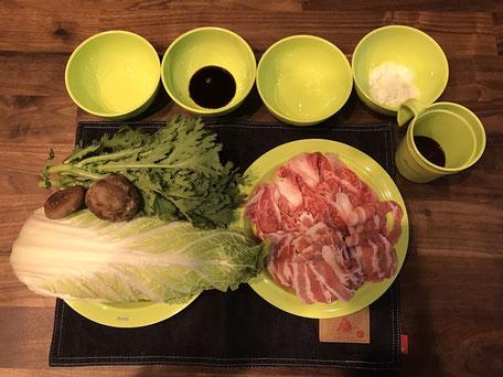 スキレットすき焼きレシピ
