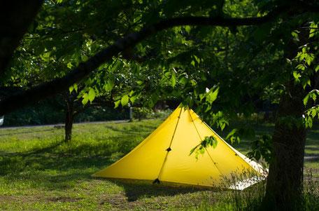 林間キャンプ場