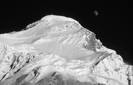 "09.05.1995 | Cho Oyu  8188 m | ""Göttin in Türkis"""