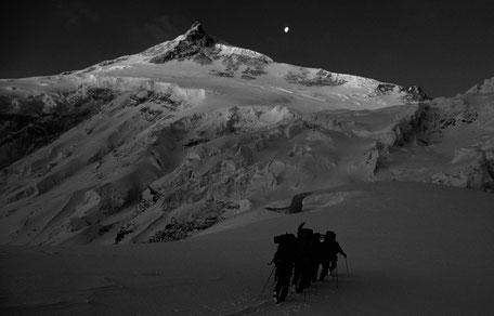 "19.05.2007 | Manaslu 8163 m | ""Berg der Seele"""