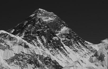 "04.10.1992 | Mount Everest 8848 m | ""Mutter Göttin der Erde"""