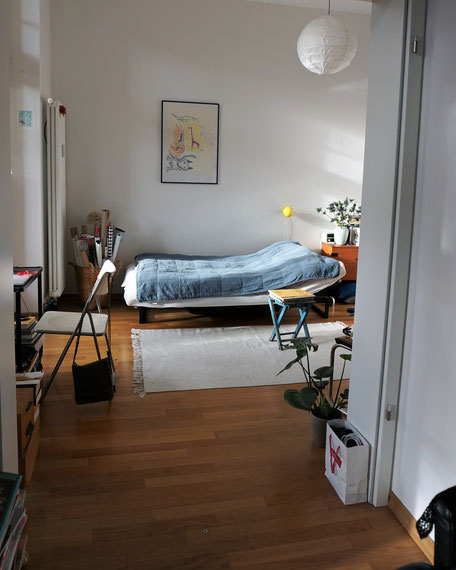 Mehr Platz, bitte! So bringt ihr mehr Großzügigkeit in eine kleine Wohnung.