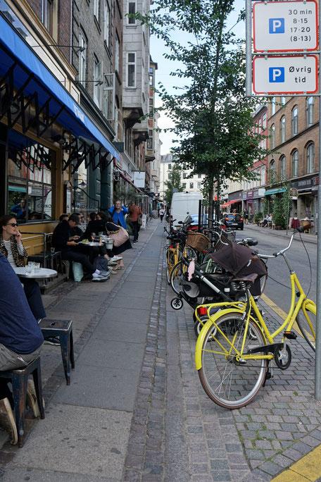 Kopenhagen - Lille Paris im schönen Vesterbro!