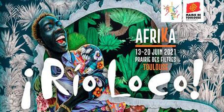 Destination AfriKa avec La picada loca .....Partager le festival Rio Loco 2021 avec nous !